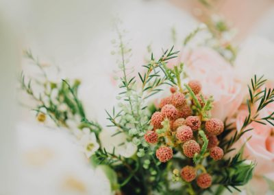 Pink Wedding flowers by Squarespace for Unsplash
