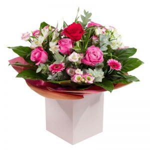 The secret admirer bouquet