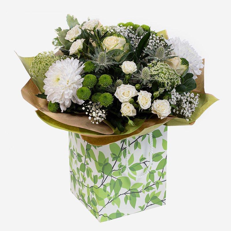 Jasmine flower arrangement