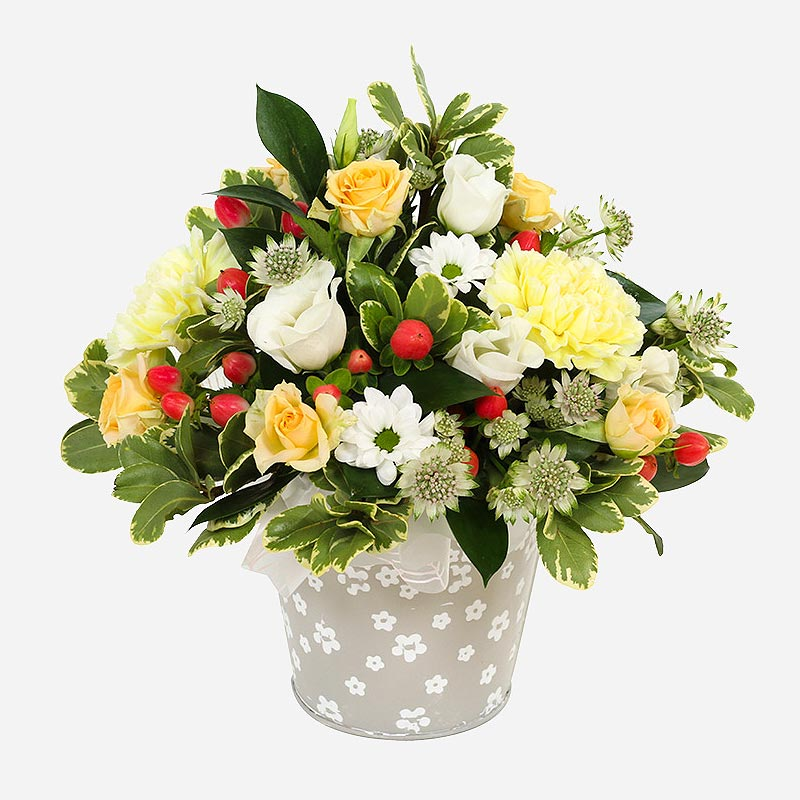 A New Day flowers arrangement