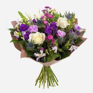 Cool Breeze flower arrangement