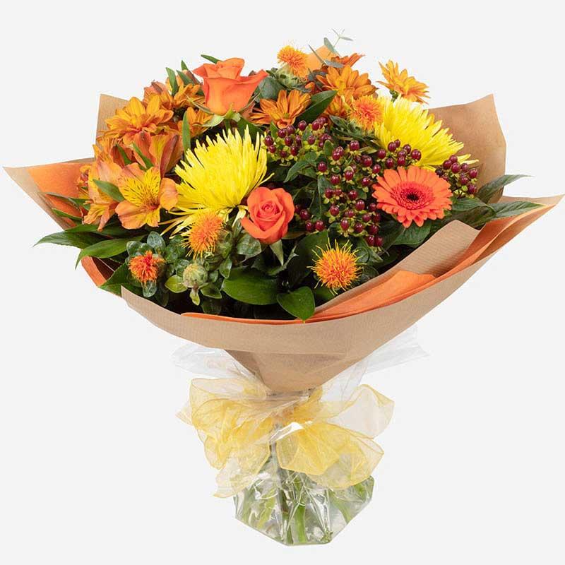 Autumn Splendour Bouquet